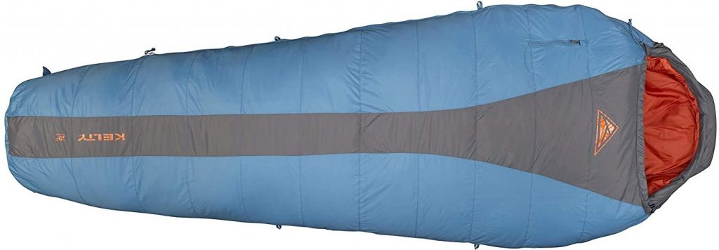 Sleeping bags are considered as cover