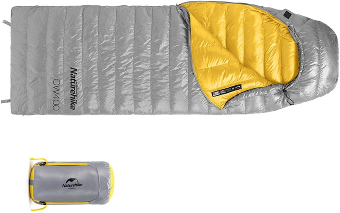 Naturehike ultralight goose down sleeping bag