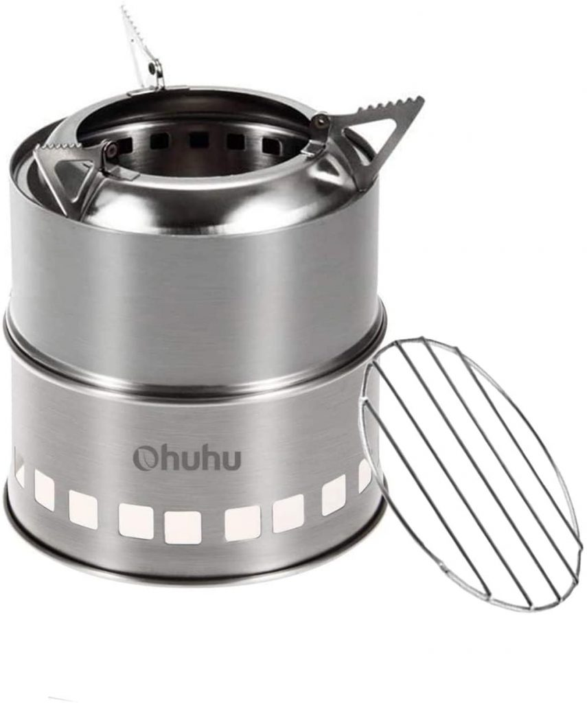 small wood stoves for tents