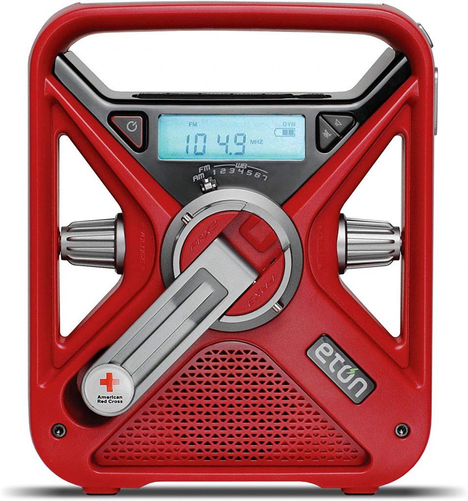 Eton American Red Cross Emergency NOAA Weather Radio