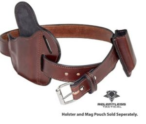 The Best Tactical Belt for Concealed Carry