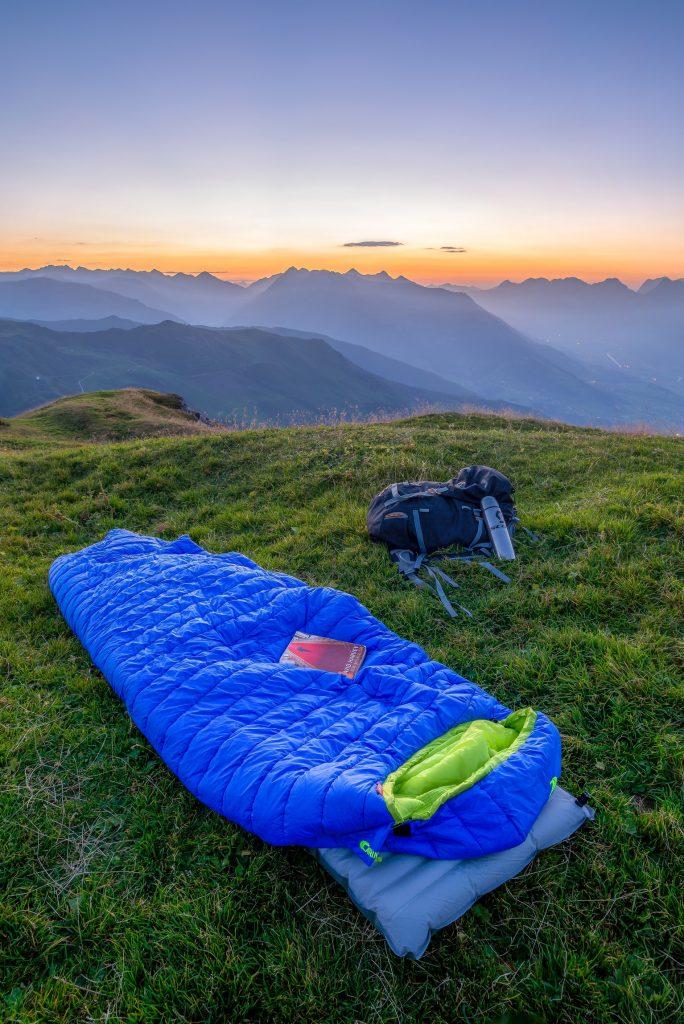 Best sleeping bag liner for cold weather