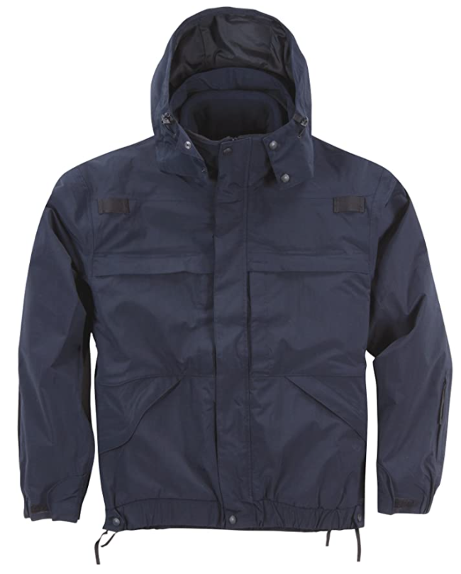 5.11 Tactical 5-in-1 jacket is a great concealed carry EDC jacket