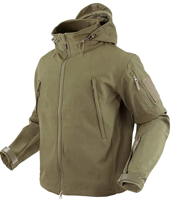 The Condor Summit is a great EDC Jacket