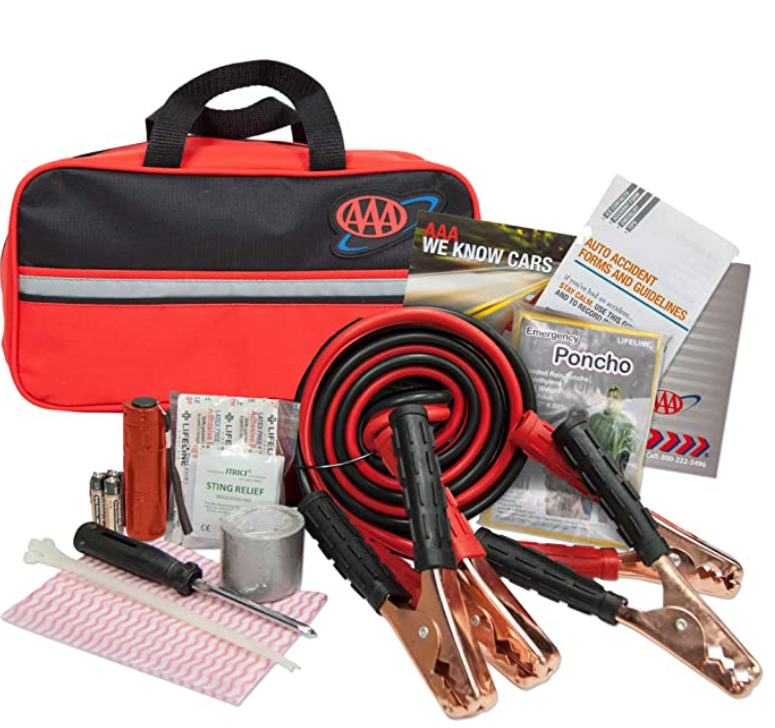 An Emergency road kit is an invaluable part of vehicle EDC