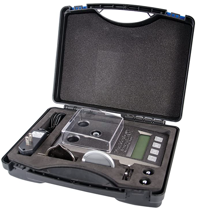 The Frankford Arsenal Platinum Series precision scale is one of the best digital powder scales on the market
