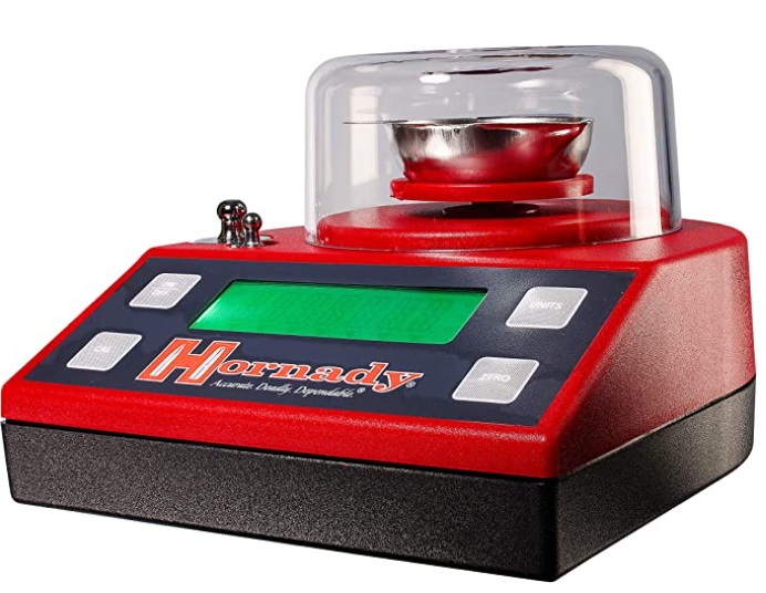 The Hornady 050108 is a high quality electronic powder scale