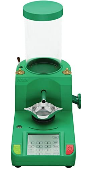 The Chargemaster lite is one of the best digital powder scale-dispenser combo tool on the market