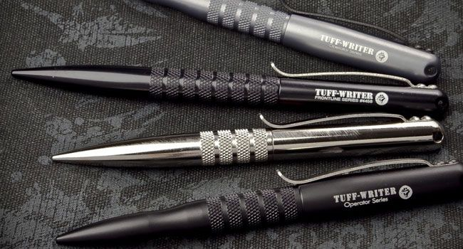 what does a tactical pen do